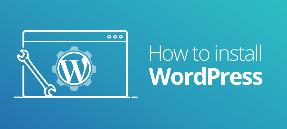 How to install Wordpress - Featured Image