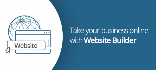 Take your business online with Website Builder