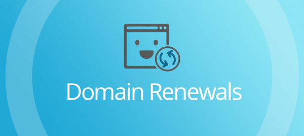 Domain Renewals